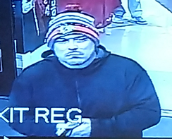 The suspect removed $400 of liquor from the Kroger at 17447 Carey Rd. without paying. (Submitted image)