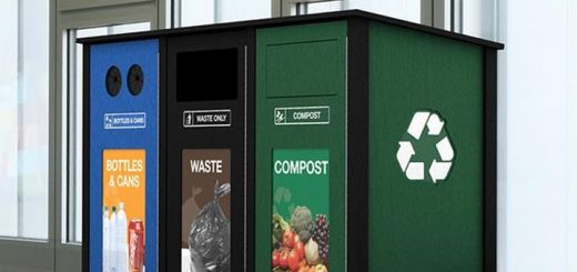 The Zion Nature Center received a grant to purchase a triple-sorting recycling system. (Submitted photo)