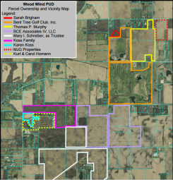 Wood Wind of Westfield is a proposal that could span approximately 800 acres. (Submitted image)