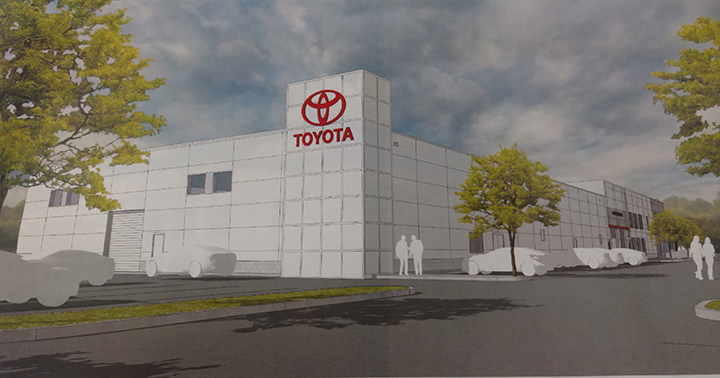 High Quality Zionsville Plan Commission Approves Tom Wood Toyota Dealership