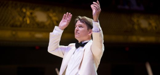 Boston Pops conductor Keith Lockhart will bring the Gershwin show to the PalladiumApril 2.(Submitted photo)