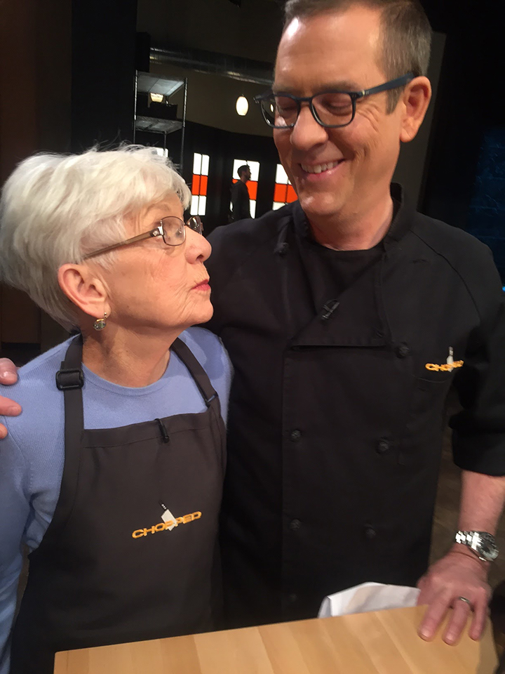 Ted allens carmel mom to appear on chopped competition current ted allens carmel mom to appear on chopped competition forumfinder Gallery