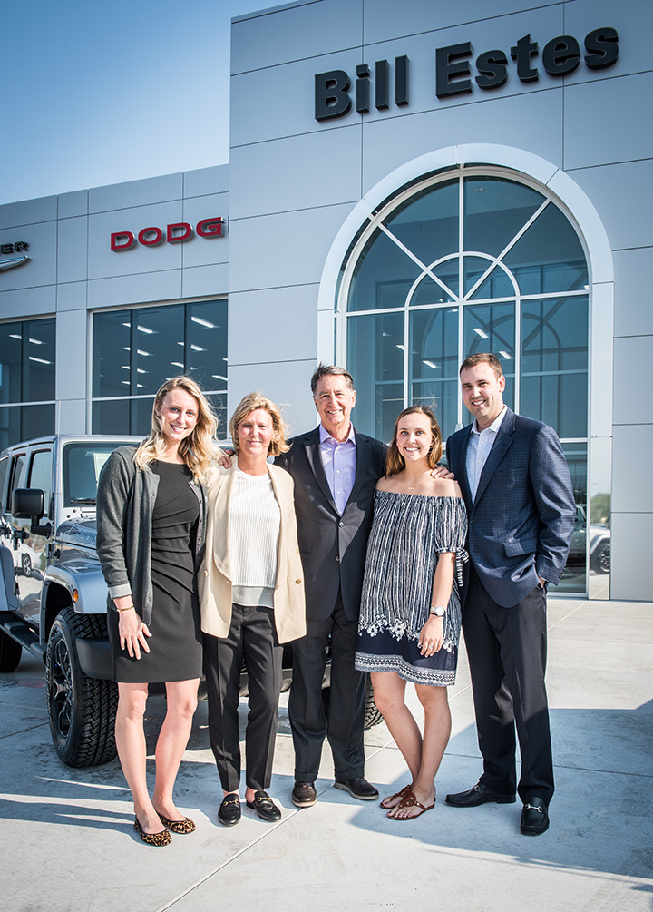 Carmel S Estes Opens New Automotive Dealership In Brownsburg