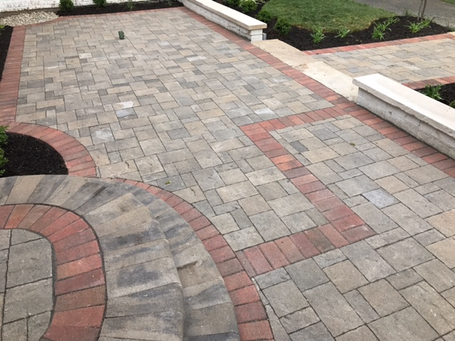 Genial Column: Patio Materials Matter