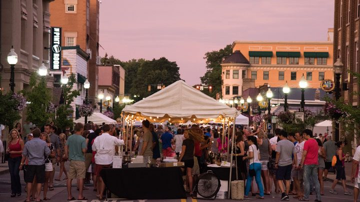 The annual event will once again draw families, art and wine lovers to the downtown Carmel area. (File photo)