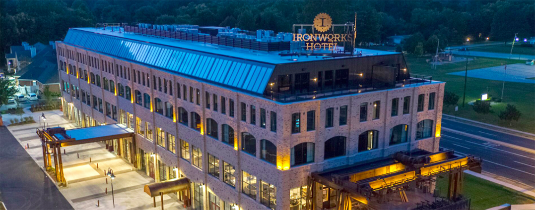 But In The Meantime A New Boutique Hotel Called Ironworks Opened Sept 12 At 86th Street And Keystone Avenue Nearby Indianapolis