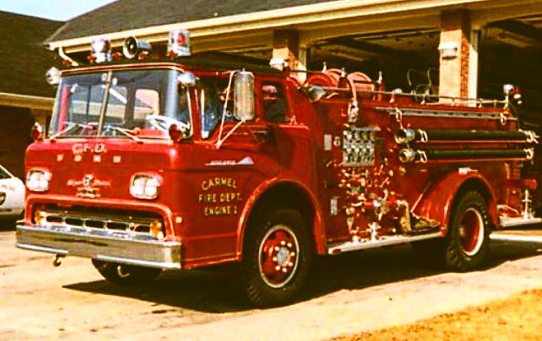 Used Trucks For Sale In Ky >> Safe at home: CFD to restore original 1960 Carmel ...