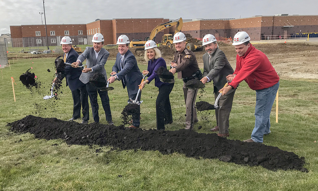 Hamilton County breaks ground on jail expansion project