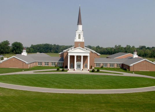 Zionsville United Methodist Church to celebrate becoming debt-free with mortgage burning