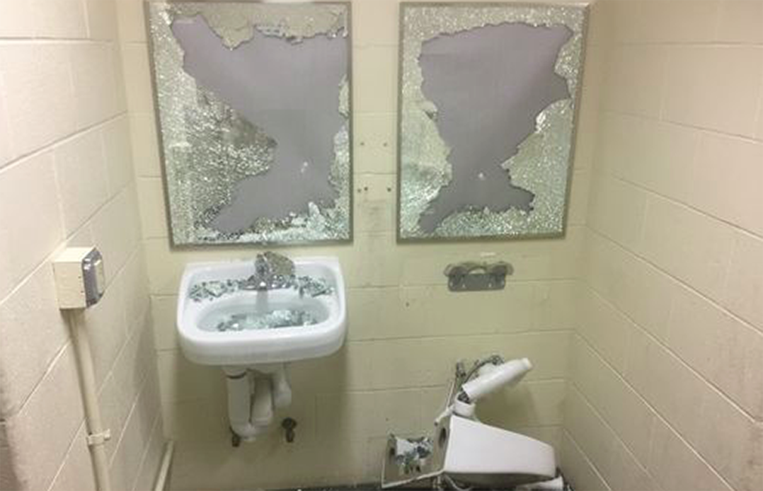 West Commons In Central Park Reopens After Vandals Damage Bathrooms Current Publishing
