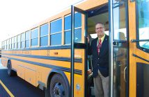 Mt. Vernon Community School Corp. Supt. Shane Robbins' last day at the district will be June 30. (File photo)