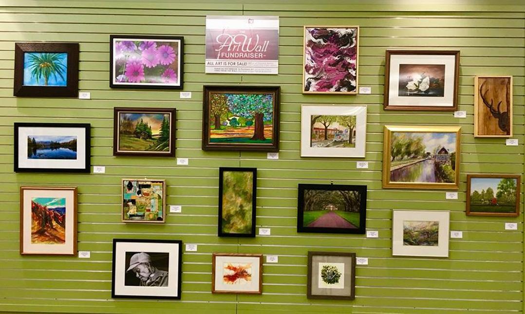Snapshot: Carmel Library Art Wall exhibit | Current Publishing