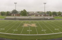 The NHS football stadium sits at 300 N. 17th St. in Noblesville. (Submitted photo)
