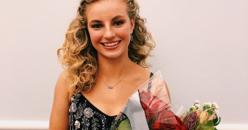 Olivia Broadwater was one of 10 Songbook Academy finalists. (Submitted photo).