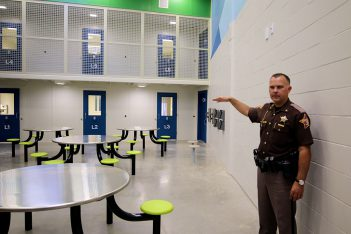 Making room: Hamilton County Jail addition to open this week