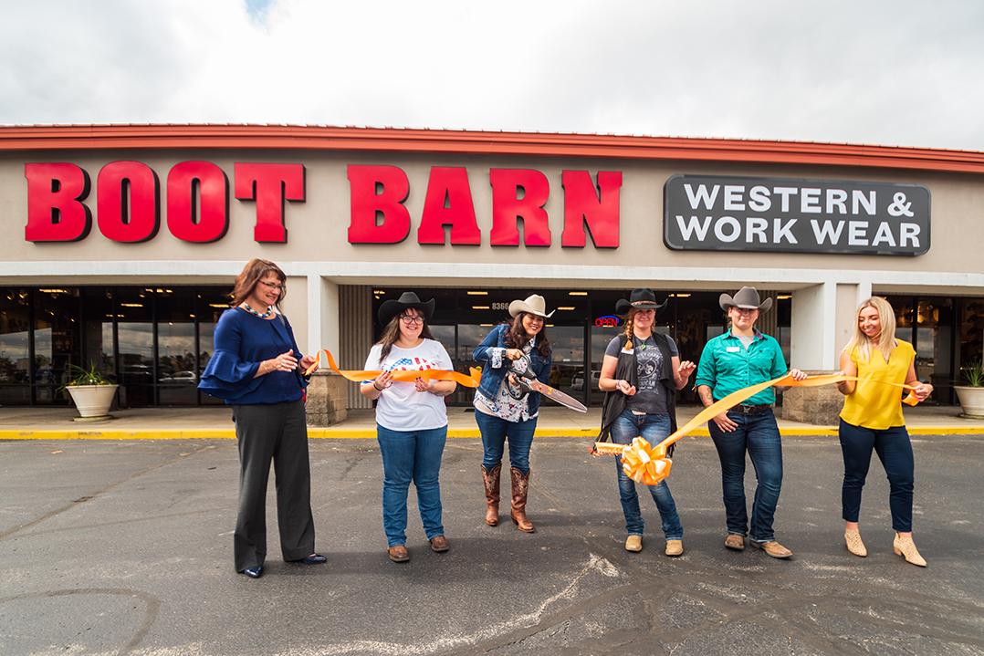 Snapshot: Boot Barn opens in Castleton