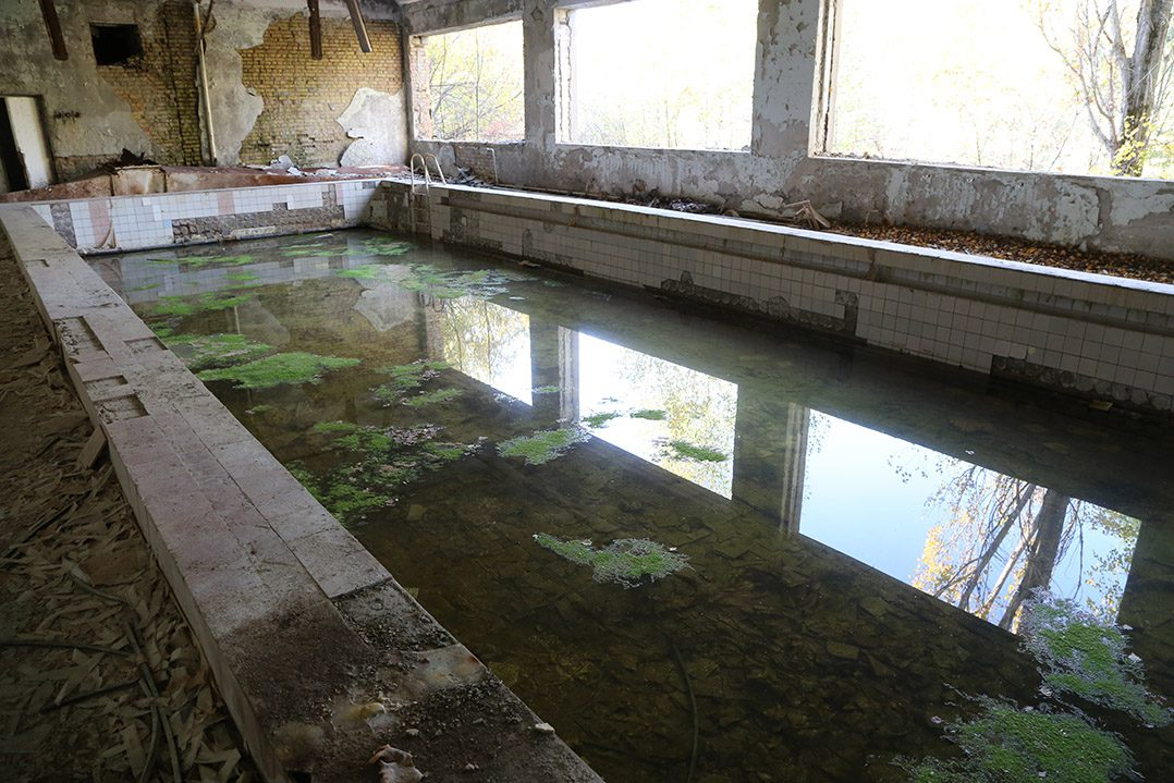 Chernobyl Visiting A Real Ghost Town Current Publishing