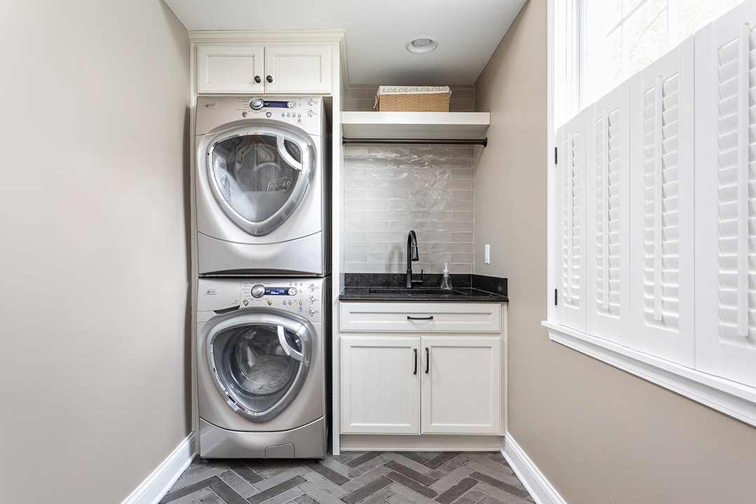 Blueprint For Improvement Reimagined Laundry Room In Fishers Current Publishing