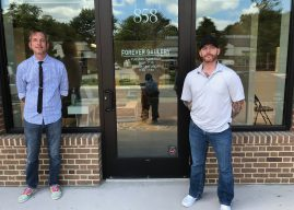 Business owners launch tattoo studio, art shows in Carmel