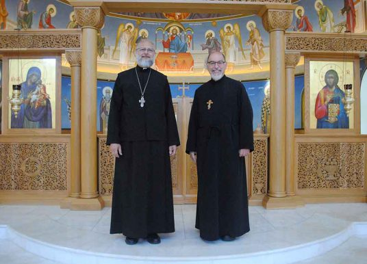 Passing the baton: St. George Orthodox church to see new pastor, Father Nabil Hanna to move to L.A.