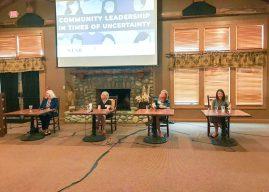 Women in Noblesville panel speaks on leadership