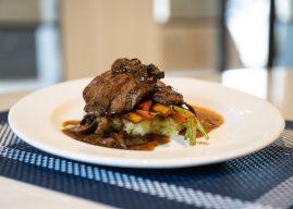 Hotel Carmichael's Vivante offers full range of French cuisine