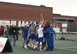 Carmel boys tennis team wins 5th consecutive state title