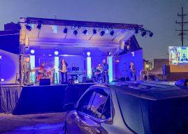 ATI Drive-In Theatre concert postponed to June 20