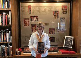 Carmel resident's passion for art led to novel on Pompeii