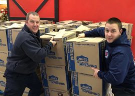 Carmel Fire Dept. program supports families in need during holidays