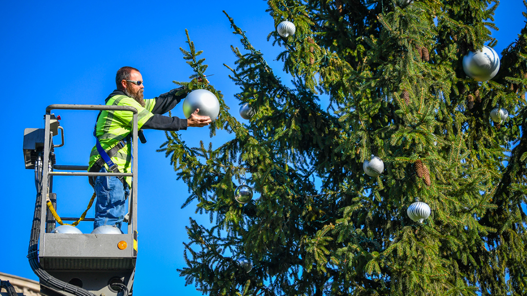 Not canceled: City offers new holiday events, features to