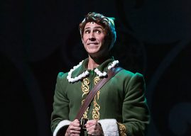 Bays relives role of Buddy in 'Elf'