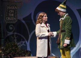Civic Theatre presents video performance  of 2019 'Elf The Musical' production