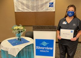 Riverview Health recognizes 120 employees