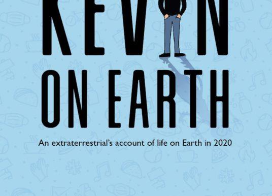 Westfield author's novel provides alien view of 2020