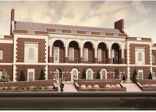 Carmel councilors question amount of bonds proposed for police HQ expansion