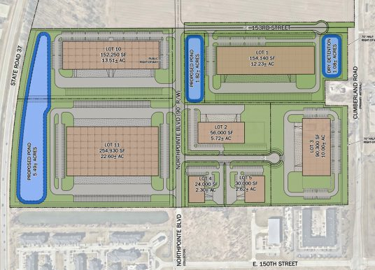 Noblesville partners with Patch Development on business park proposal