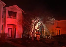 One man injured in Noblesville apartment fire