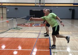 Pickleball, anyone?: Noblesville Parks Recreation Annex grows as popular spot for players