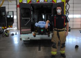 Increased protection: Noblesville Fire Dept. orders 137 EMS suits for front-line personnel