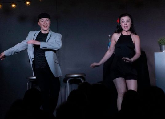 Magic Thread Cabaret presents livestream of 'La La Love'
