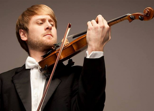 Guest violinist DePue will make long-awaited Carmel Symphony Orchestra debut