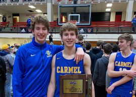 Brothers leave Carmel High School with basketball state titles