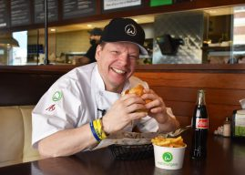 Chef Paul Wahlberg to greet guests at Carmel Wahlburgers June 22