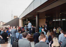 Snapshot: Synergize sets fundraising record