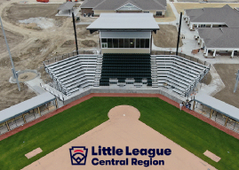 Whitestown Little League facility to open June 26