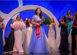 Zionsville Community High School graduate Dimmett wins Miss Indiana's Outstanding Teen