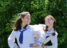 Zionsville sisters share stage in 'Sound of Music'