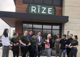 Snapshot: Rize Carmel conducts grand opening and ribbon cutting