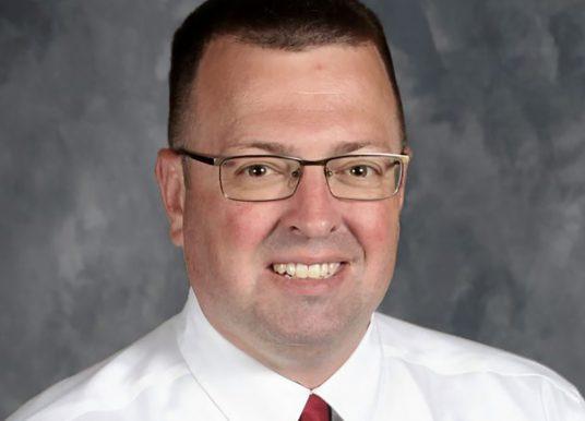 New principal already feels at home at Cherry Tree